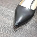 Устранение царапин, разрывов, трещин на обуви