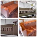 Изготовление односпальных кроватей