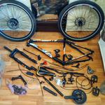 Ремонт и обслуживание велосипедов ( Glovo/Uber Eats)