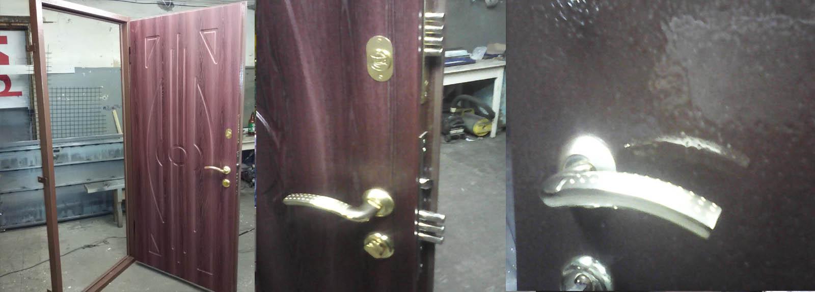 Фото Изготовление и установка входных дверей 2