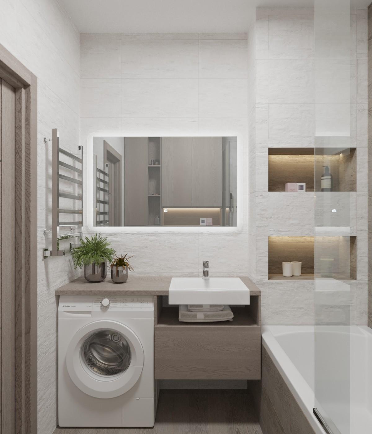 Фото Надаю послуги 3d візуалізації ванної кімнати 1