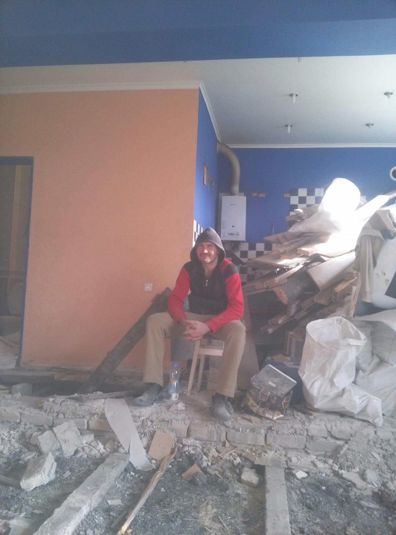 Фото Демонтажные работы в Днепре 2