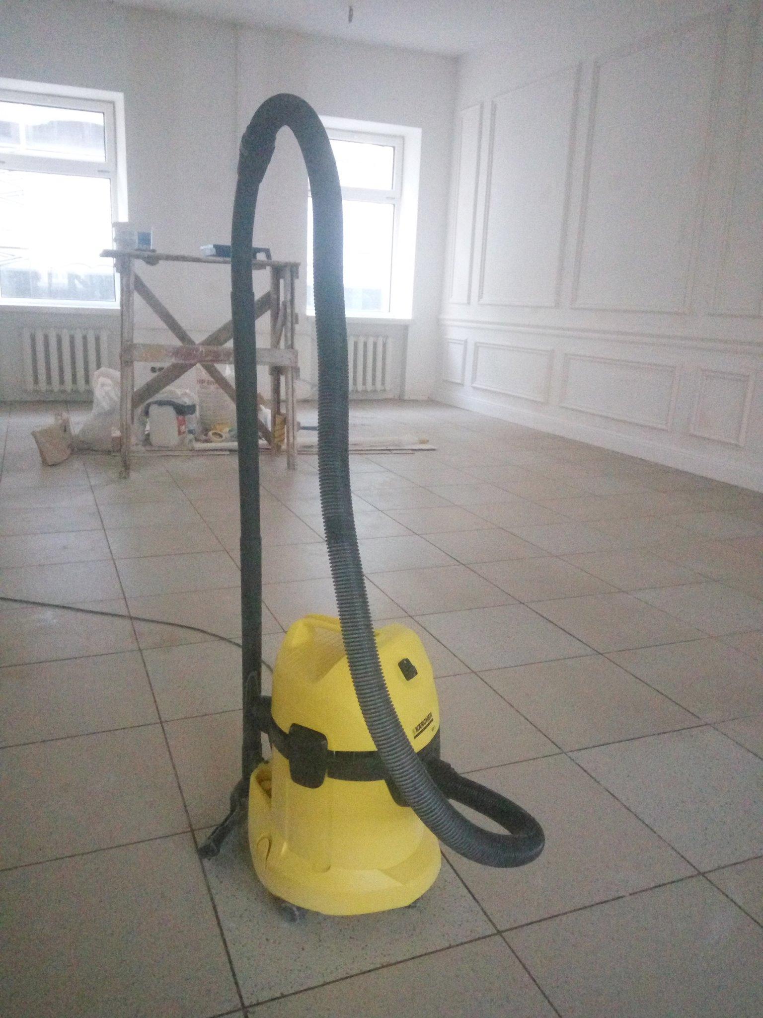 Фото Уборка после ремонта и строителей