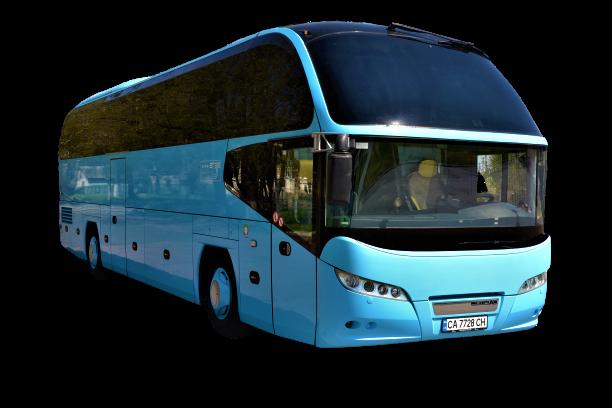 Фото Пассажирские перевозки, Аренда автобуса от 8 до 76 мест 3