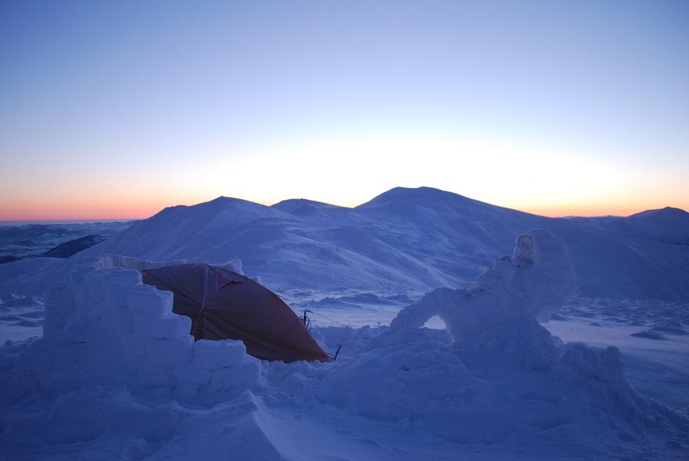 Фото Поход в горы по Украине и Миру 4