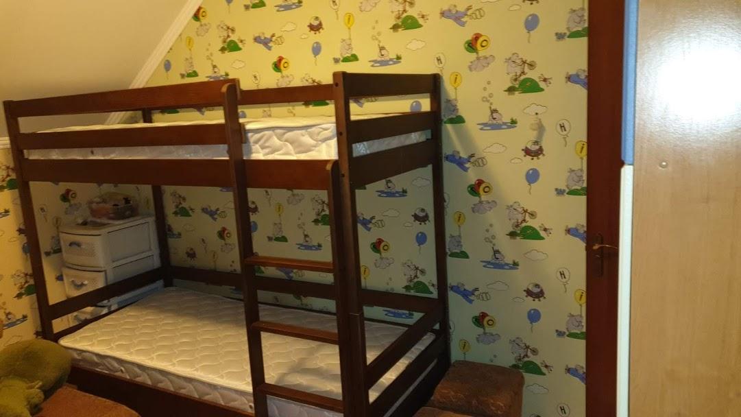 Фото Кровать двухьярусная Дуэт