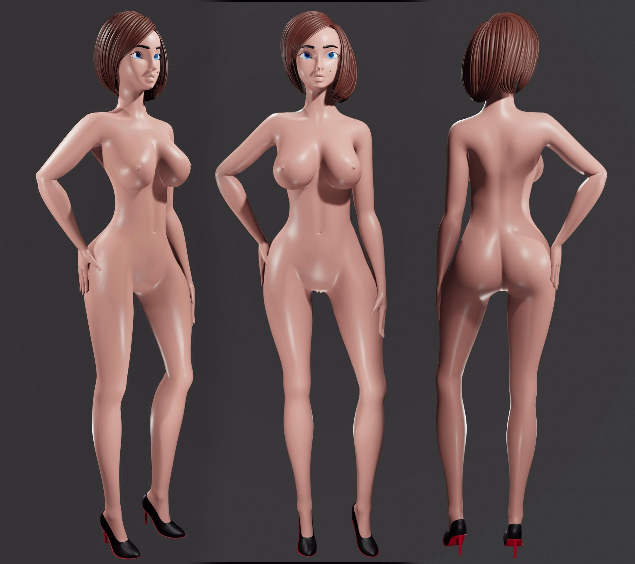 Фото Создание 3D модели