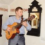 Гитарист виртуоз - украшение для любого праздника