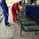 Замена,установка лобовых стекол на грузовики