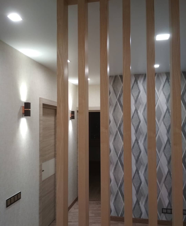 Фото Ремонт квартири під ключ по дизайнерському проекті+закупка матеріалів.
