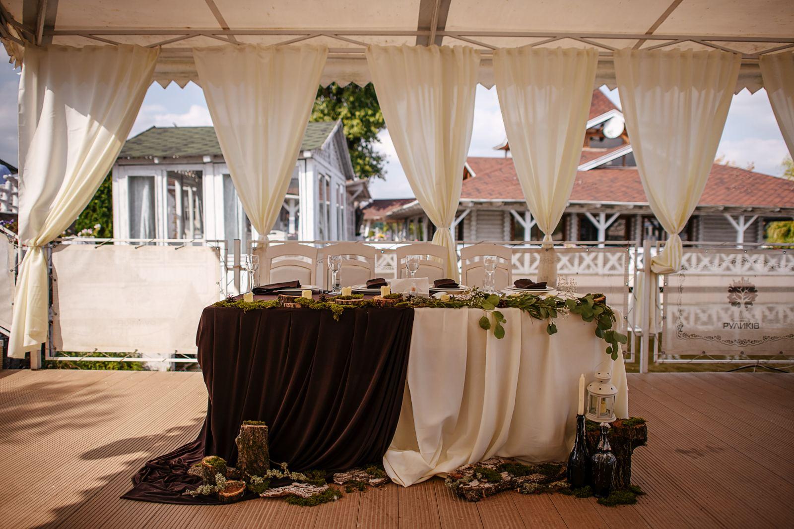 Фото Декор свадьбы, оформление свадьбы 3