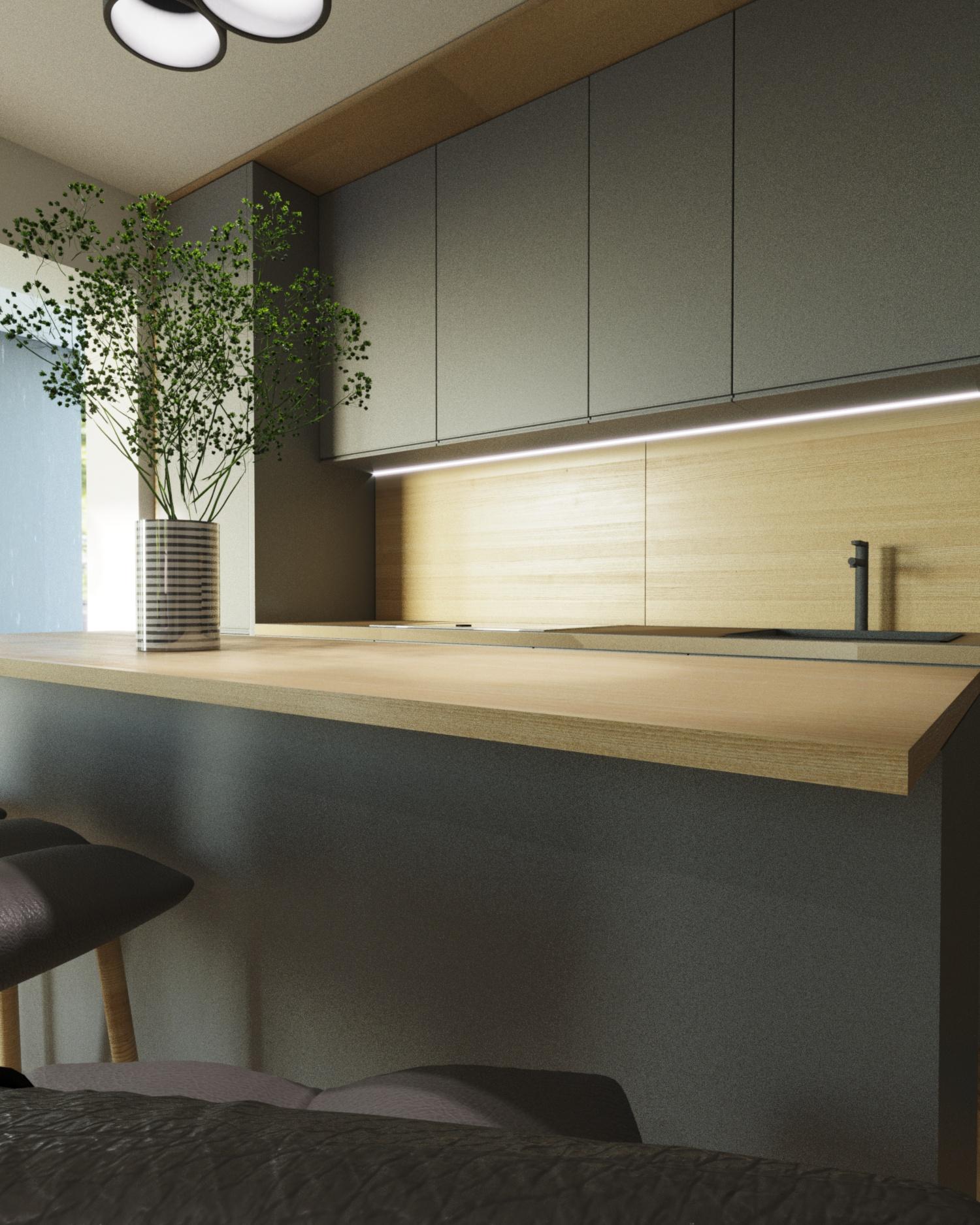 Фото Дизайн интерьера, визуализация в 3D max 5