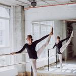 Студія балету Ballet.ON запрошує на заняття зі стретчингу.