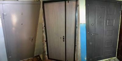 Фото Изготовление и установка входных дверей 4