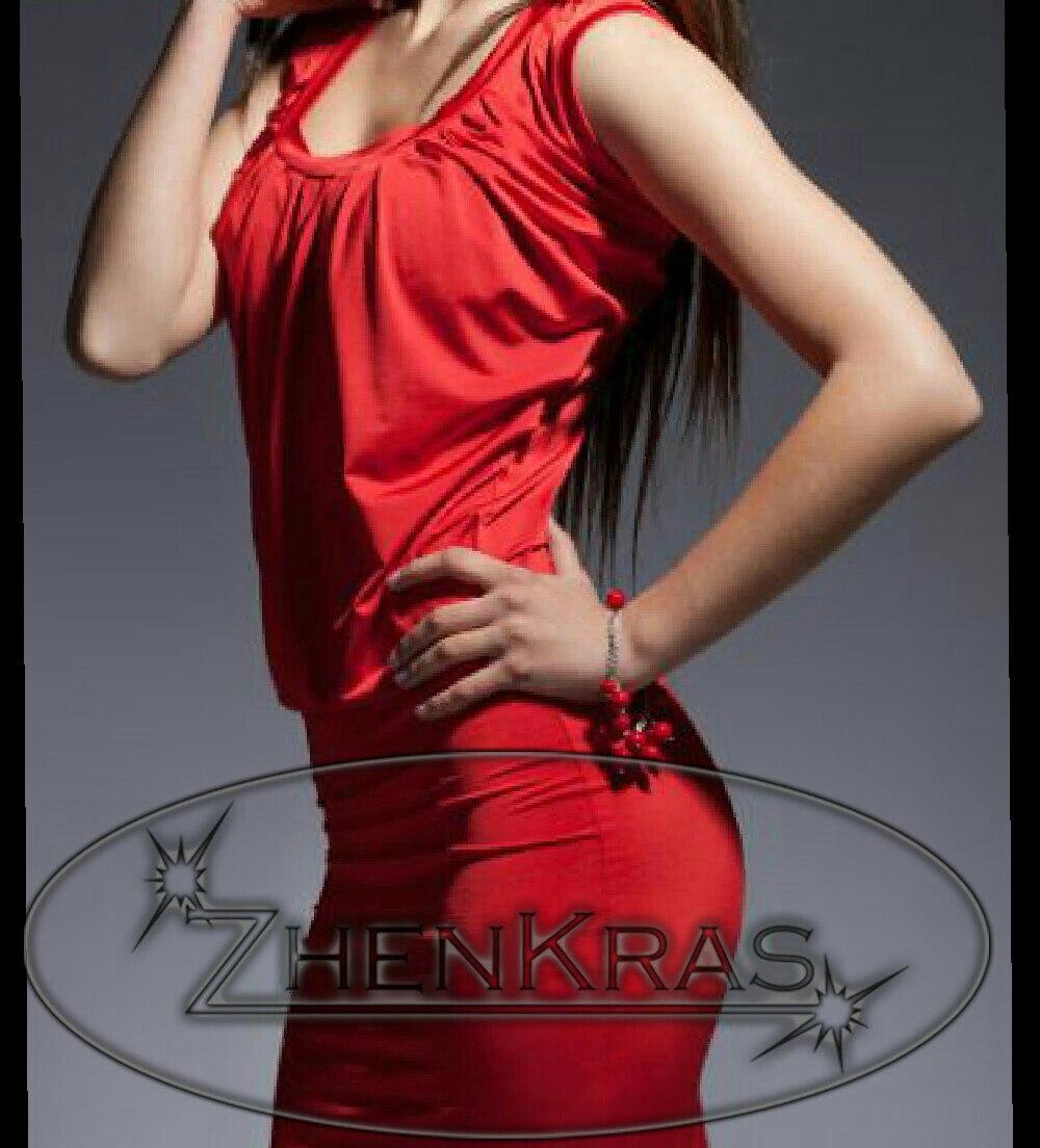 Фото Пошила платье для фабрики!