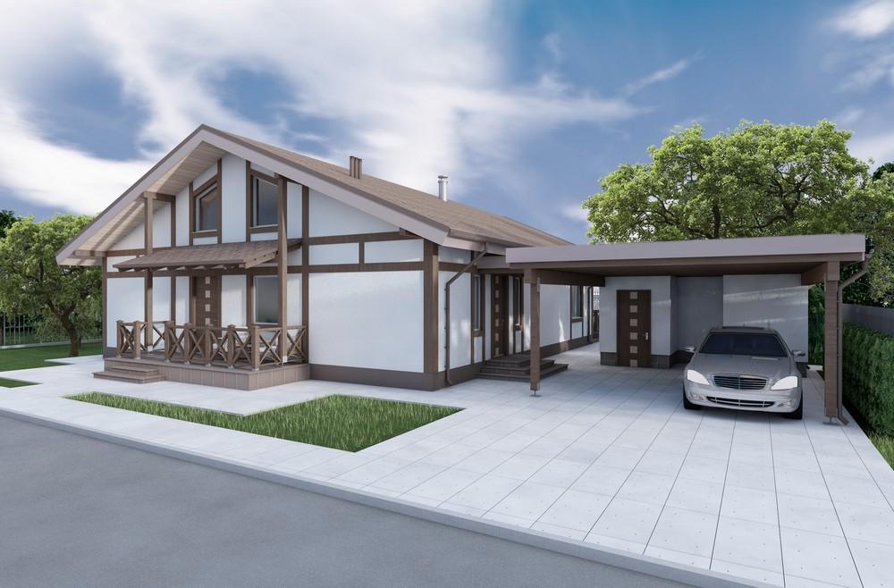 Фото Проект энергоэффективного дома