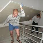 Подьём стройматериалов на етажи