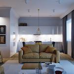 Проектирование интерьра помещения и мебели от опытного инженера-проектировщика.