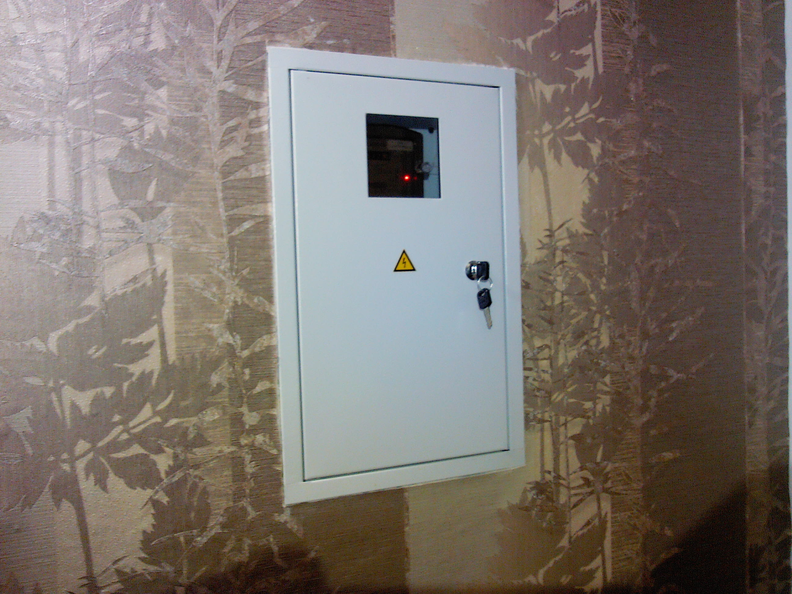 Фото Услуги электрика: монтаж электрощита 1