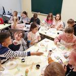 Детский Мастер класс по росписи  имбирных пряников
