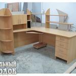 Офисная мебель на заказ Киев