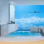 3D Красота на полу сопровождает Вашу жизнь!!!