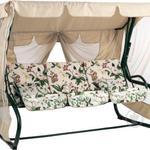 Ремонт обшивки садовых качелей ,мебели ,шезлонгов