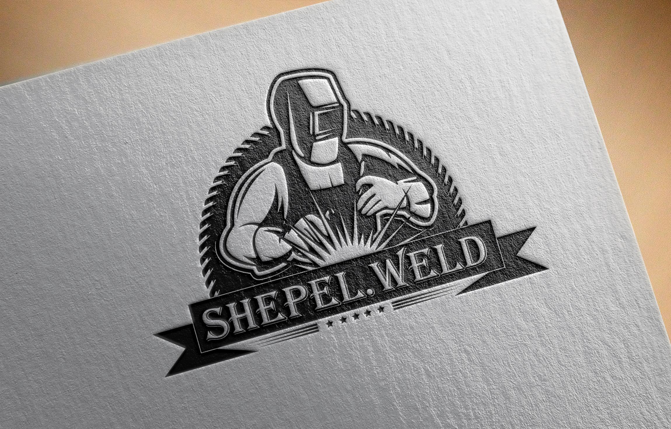 Фото Разработка логотипа для метало-сварочного предприятия