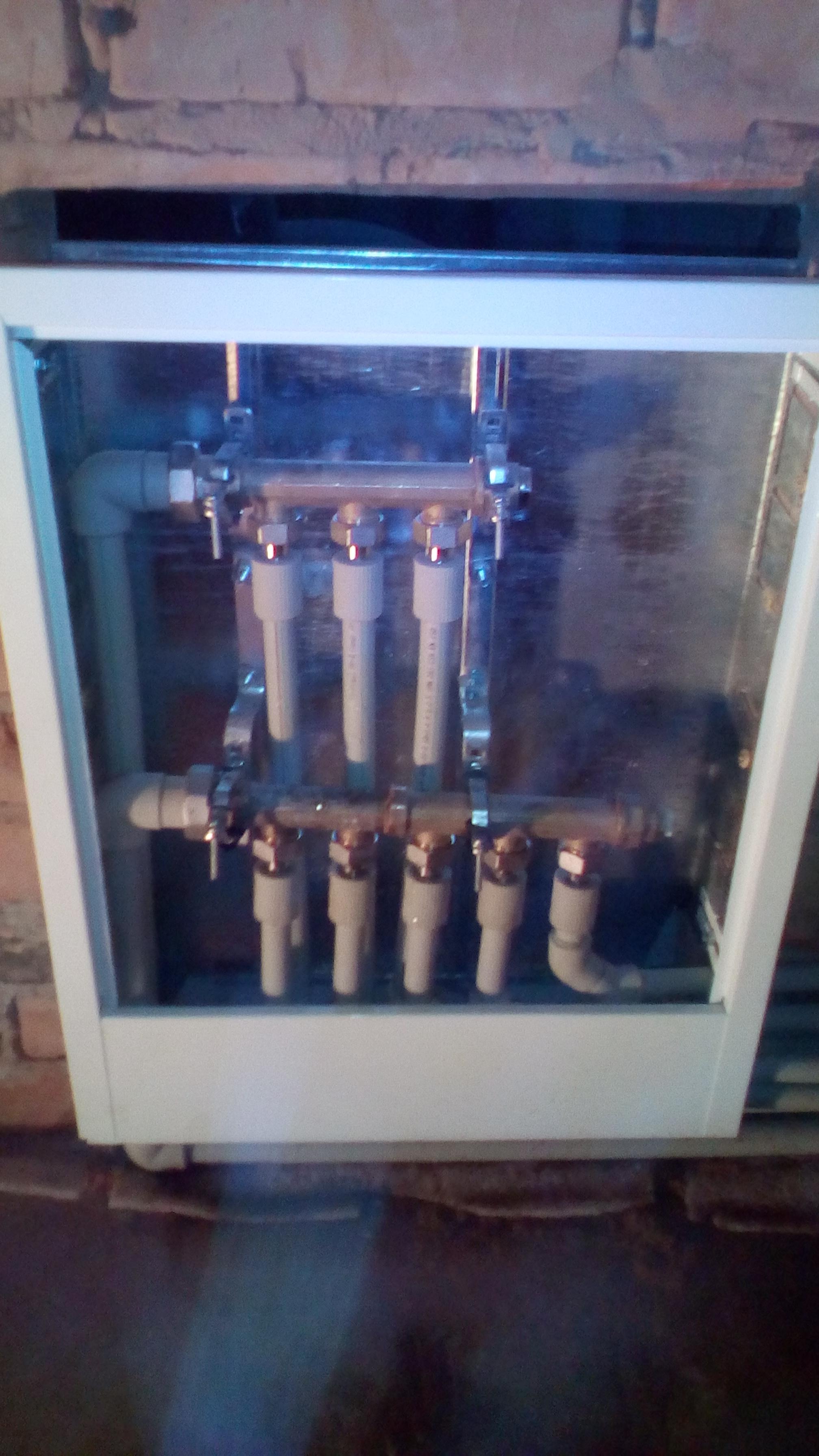 Фото монтаж водопровода в квартире 1