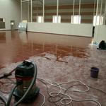 Уборка после потопов и пожаров