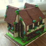 Пряничный домик для молодых