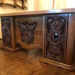 Эксклюзивная мебель под заказ из натурального дерева с резьбой, Одесса