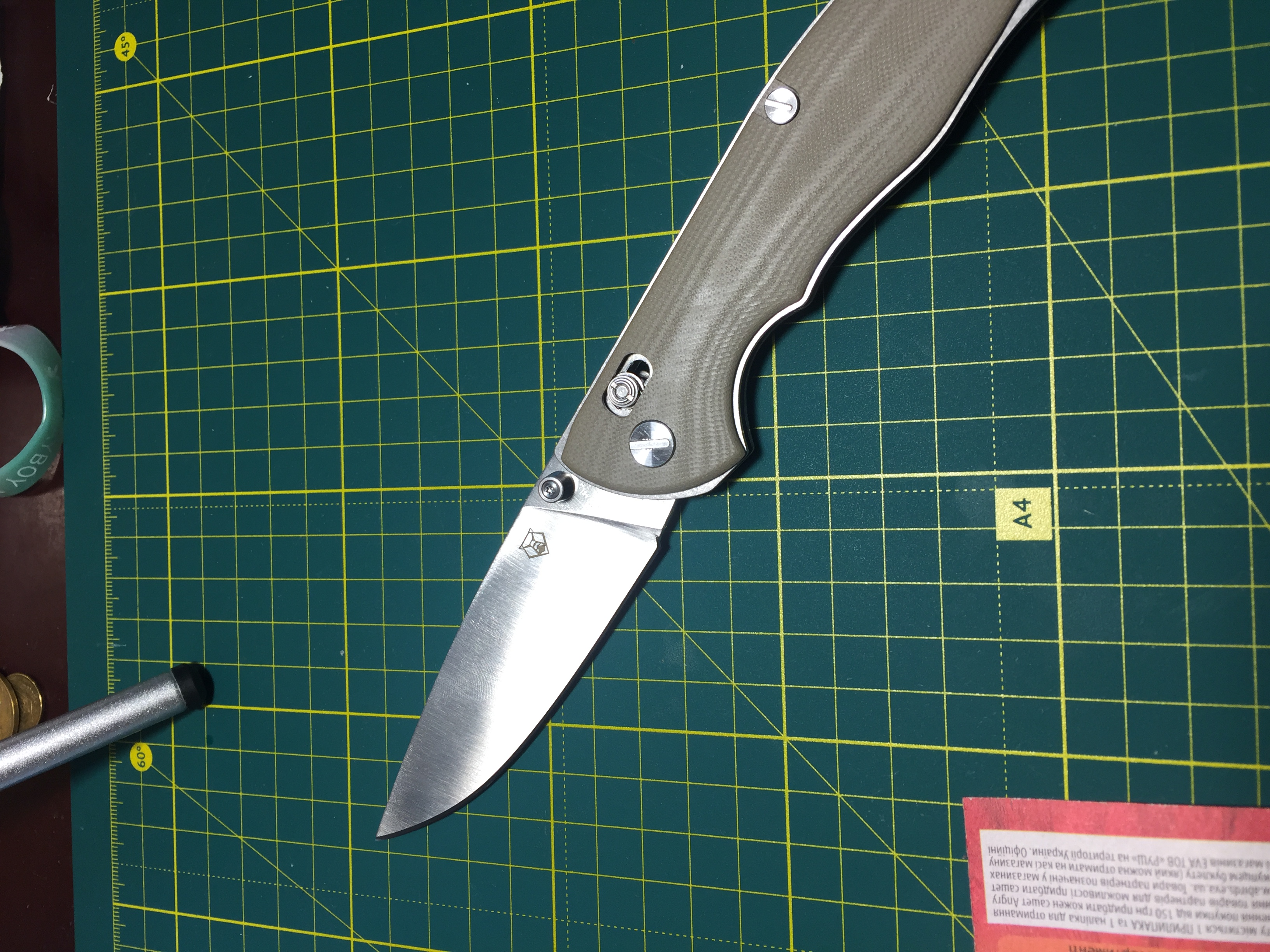 Фото Качественная заточка ножей: кухонных,складных, EDC и т.д  4