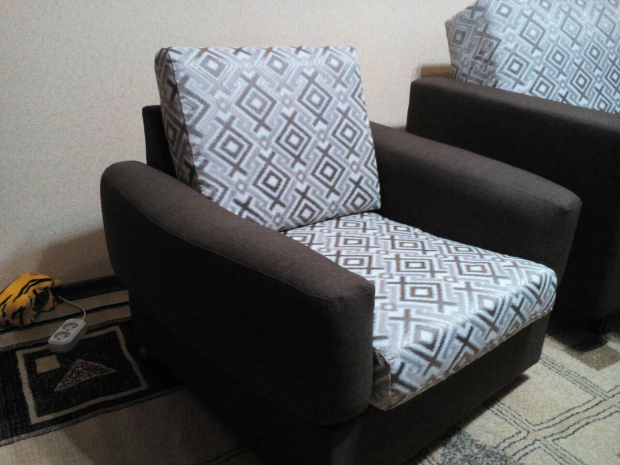 Фото Реставрация кресла