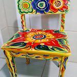 Выполню цветочную роспись предметов интерьера