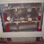 Монтаж систем холодного та гарячого водопостачання.
