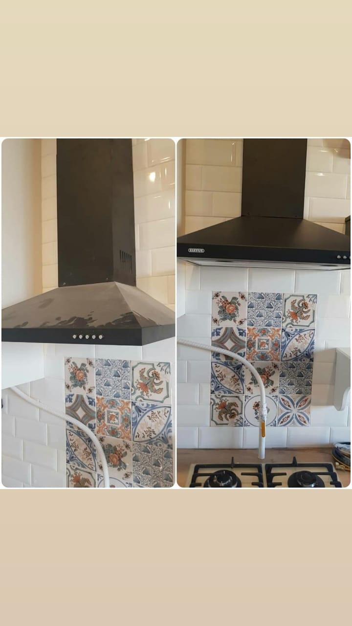 Фото Прибирання кухні