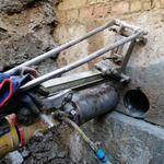 Алмазная резка и сверление отверстий под коммуникационные сети в бетоне,кирпиче. Демонтаж старых зданий.