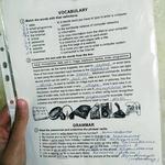 Написание контрольных, практических и домашних работ по английскому языку