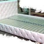 Ремонт, перетяжка и реставрация кроватей