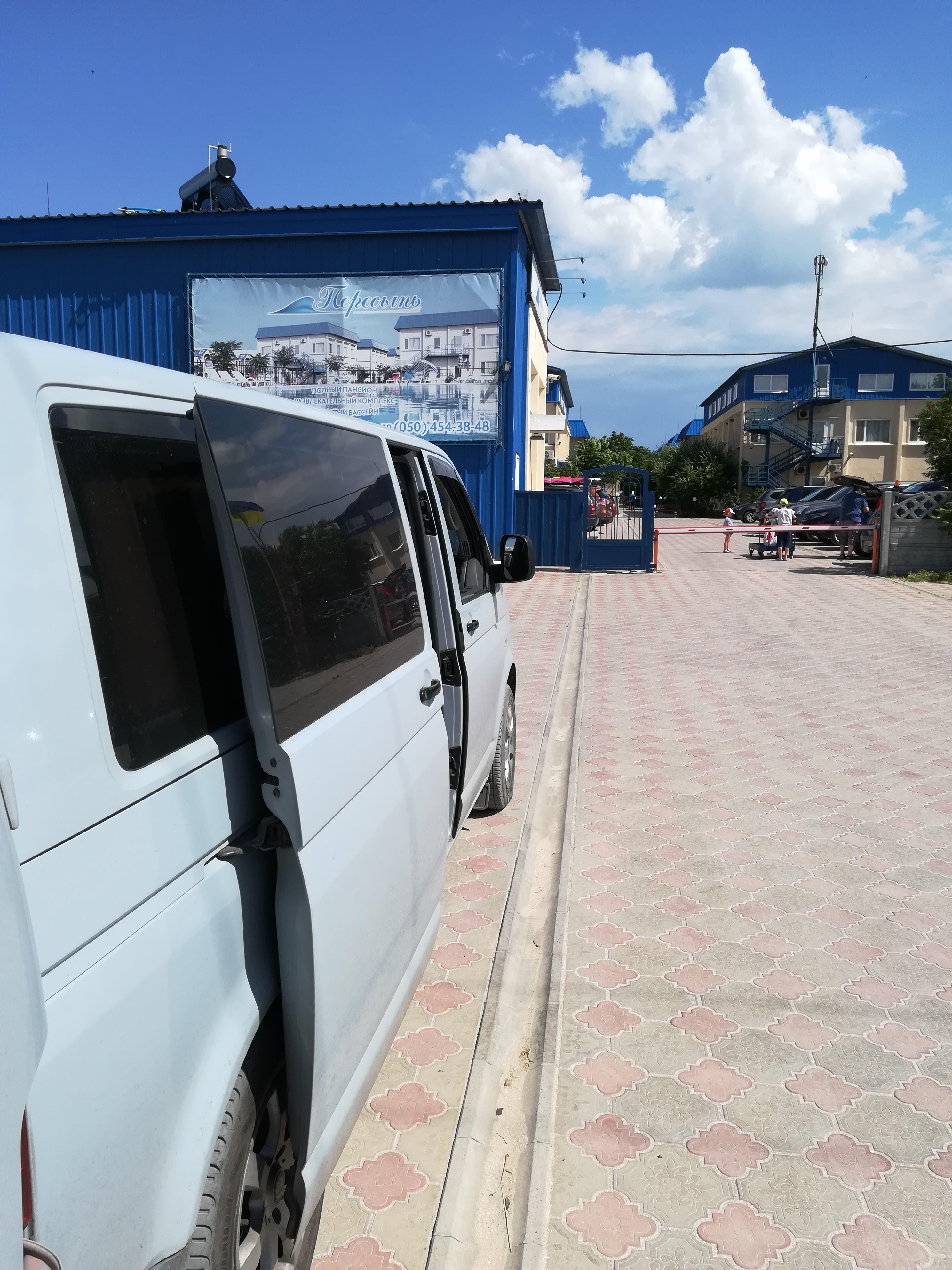 Фото Поездки на море Кирилловка, Бердянск, Приморск, Геническ из Запорожья 2