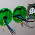 Установка/замена розеток/выключателей