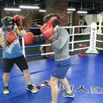 """Тренування по боксу онлайн та """"наживо"""""""