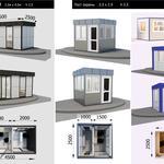 3D визуализация типовых сооружений для сайта или каталога от 250 грн\штука