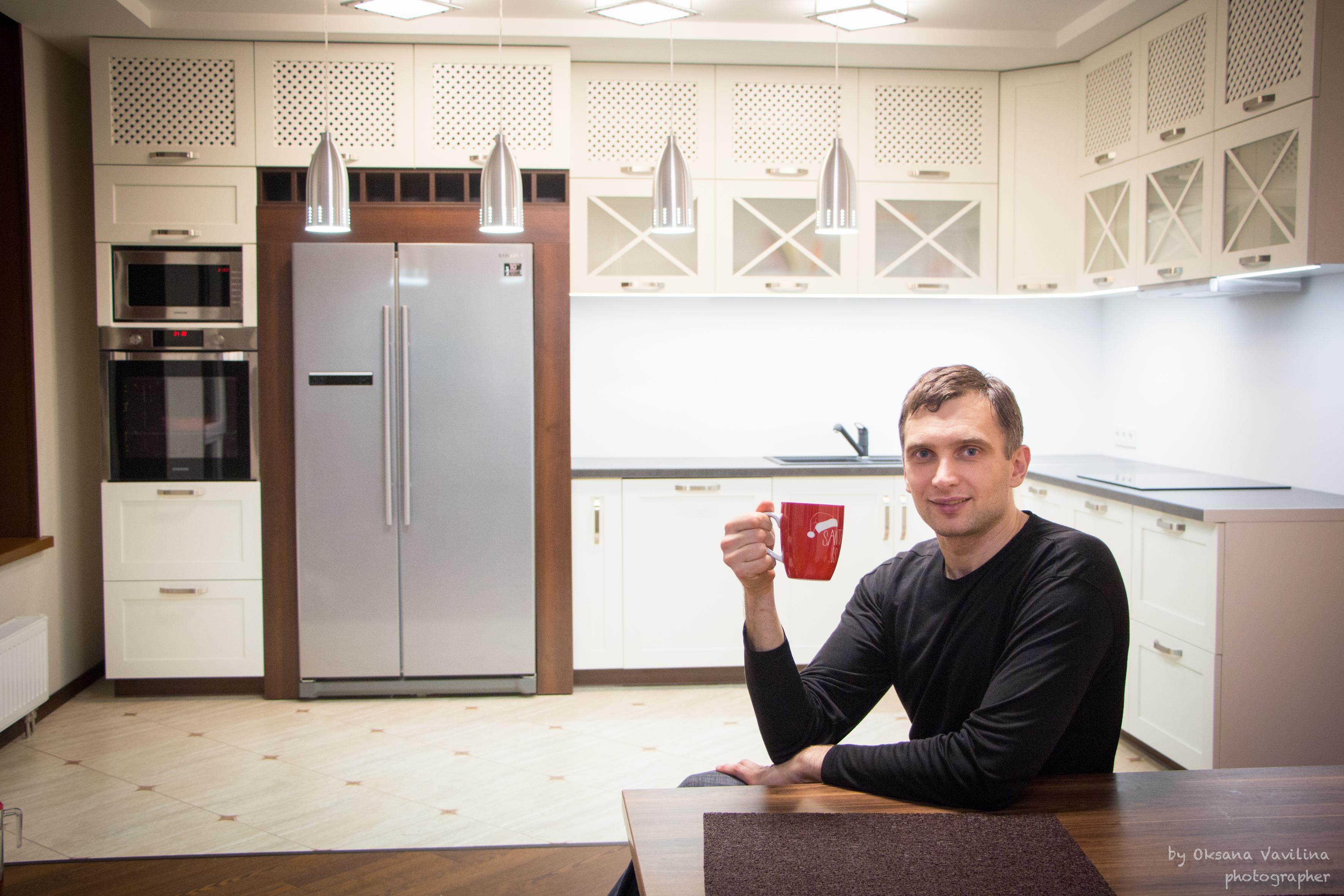 Фото Кухня изготовленная по дизайн-проекту