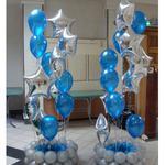 Гелиевые ( шары/Фольгированые шарики /Арки из Шаров и и.д.
