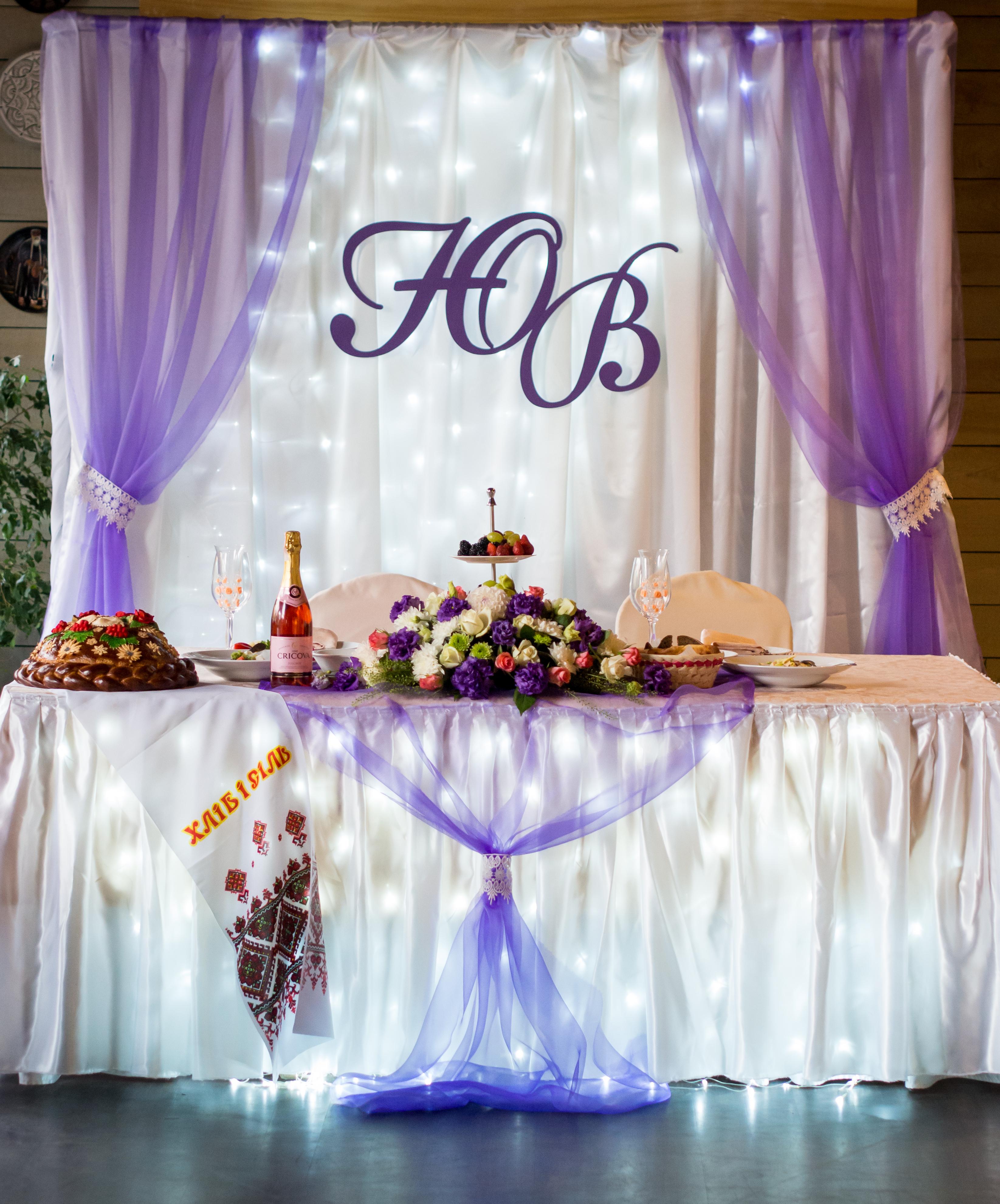 Фото Оформление свадьбы, выездной церемонии, фотосессии 1