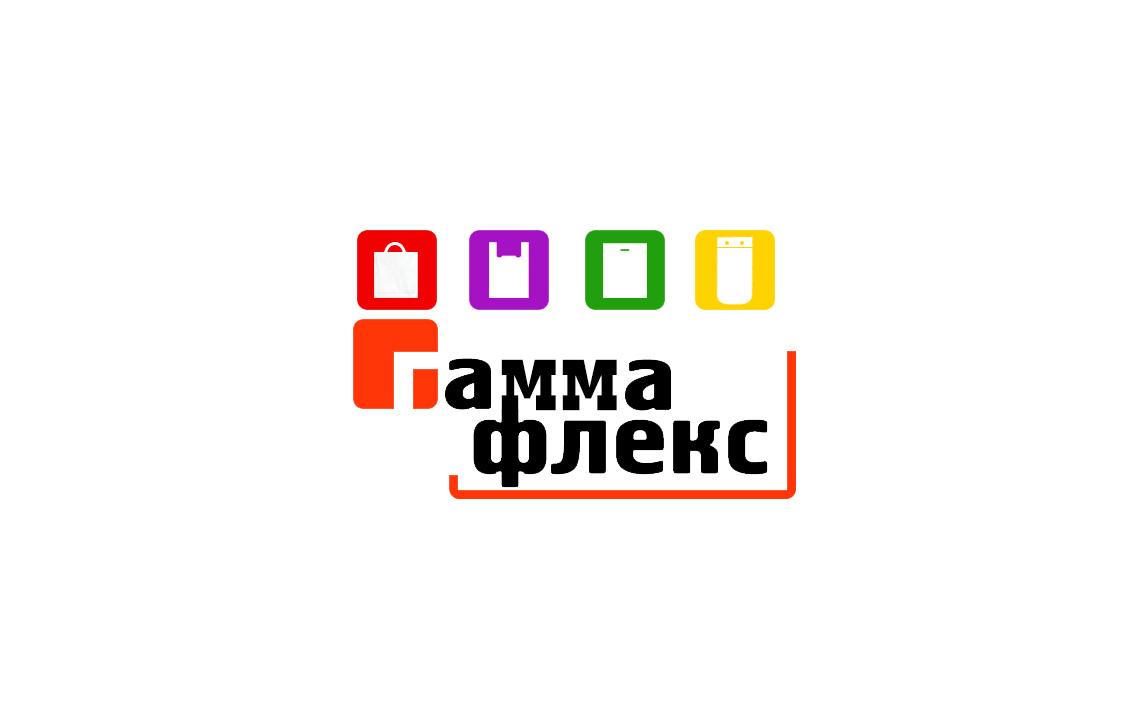 Фото Логотип для организации, которая занимается флекс-печатью на пакетах и на оберточной бумаге