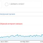 SEO продвижение: корпоративные сайты / интернет-магазины.