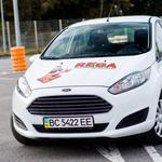 Початковий курс водіння в автошколі REGA (автоінструктор)